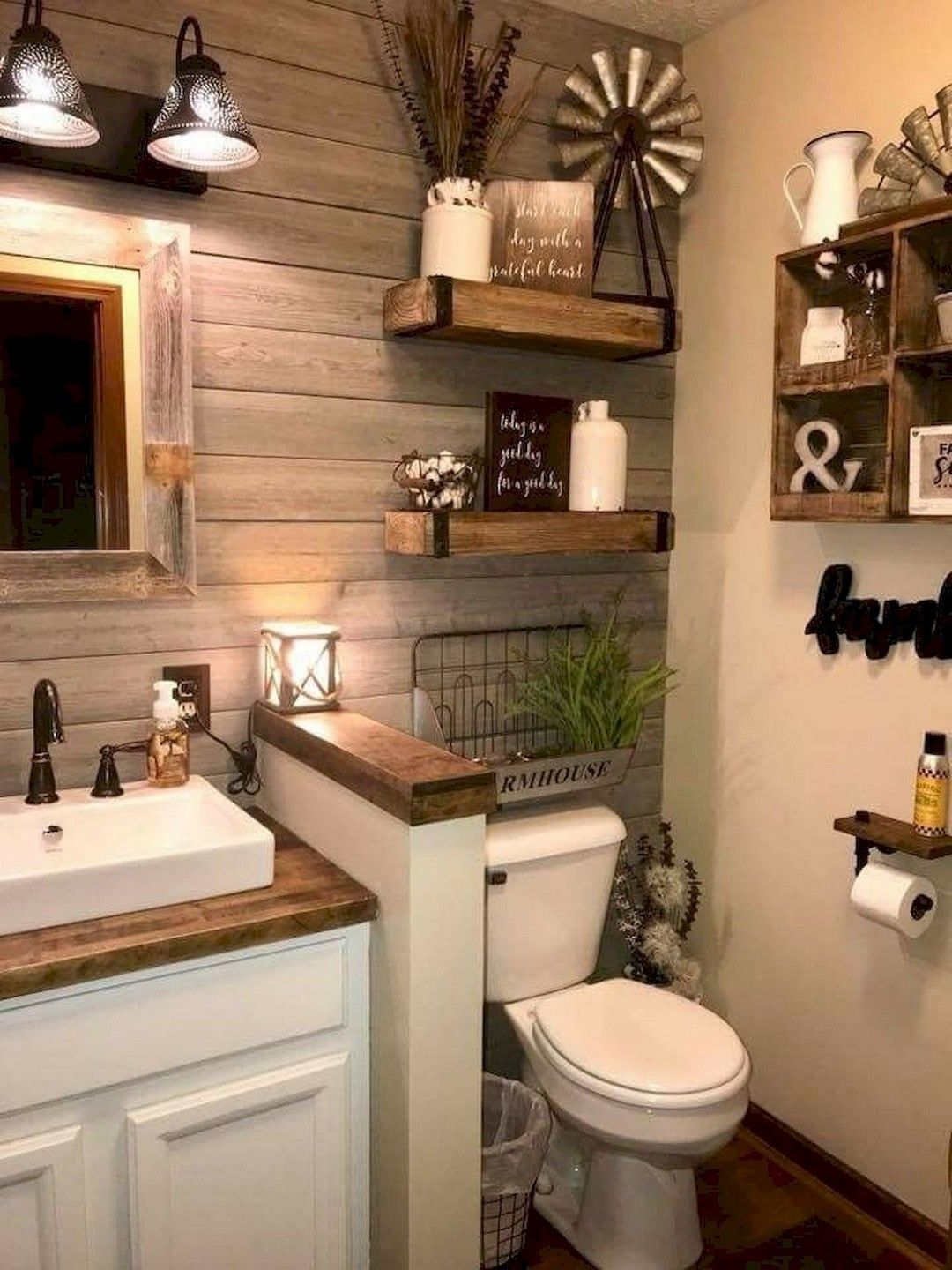 Awesome Master Bathroom Decor Ideas