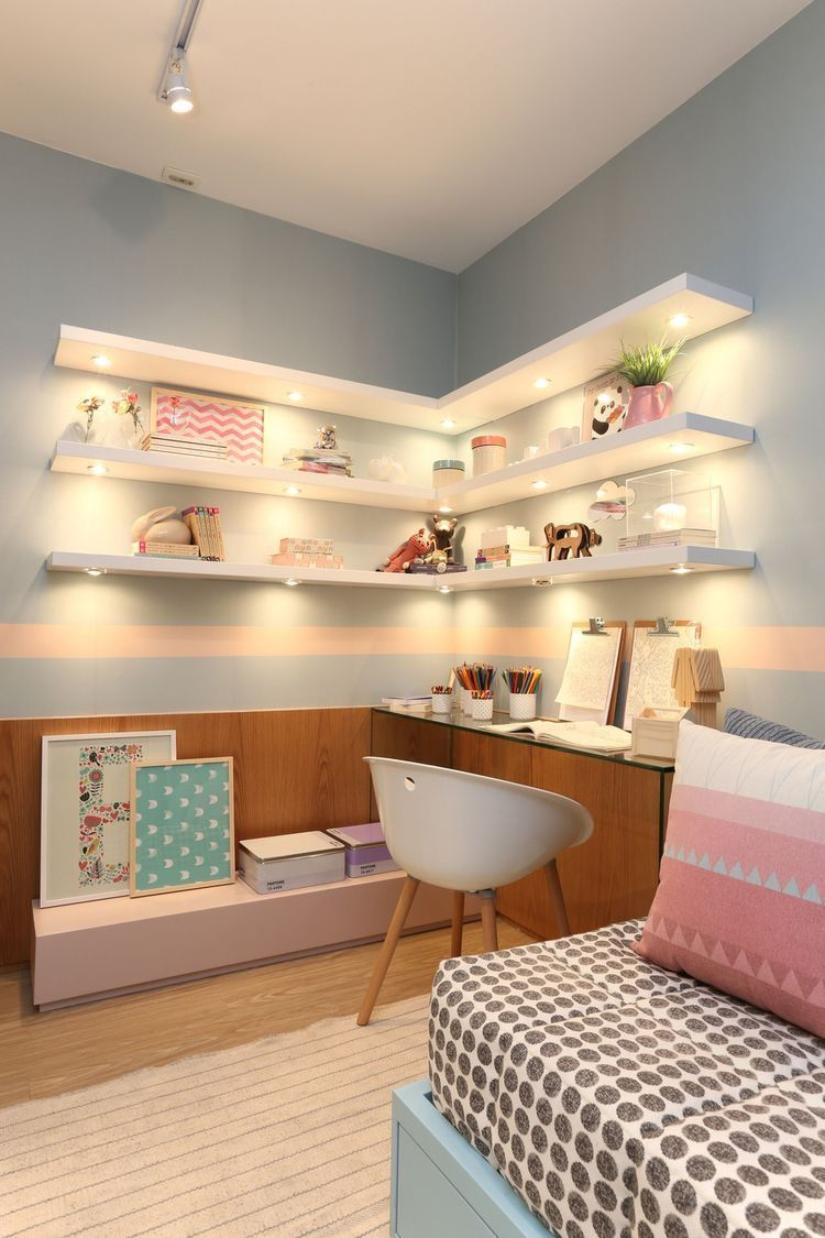 Awesome Modern Teen Bedrooms Ideas