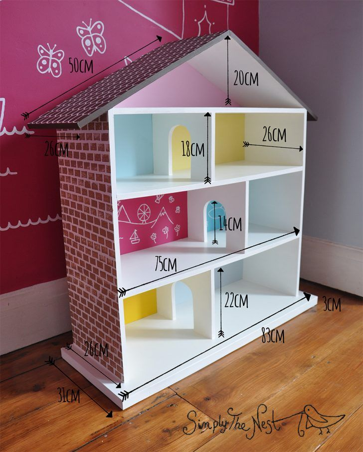 Admirable Barbie Doll House Furniture Ideas