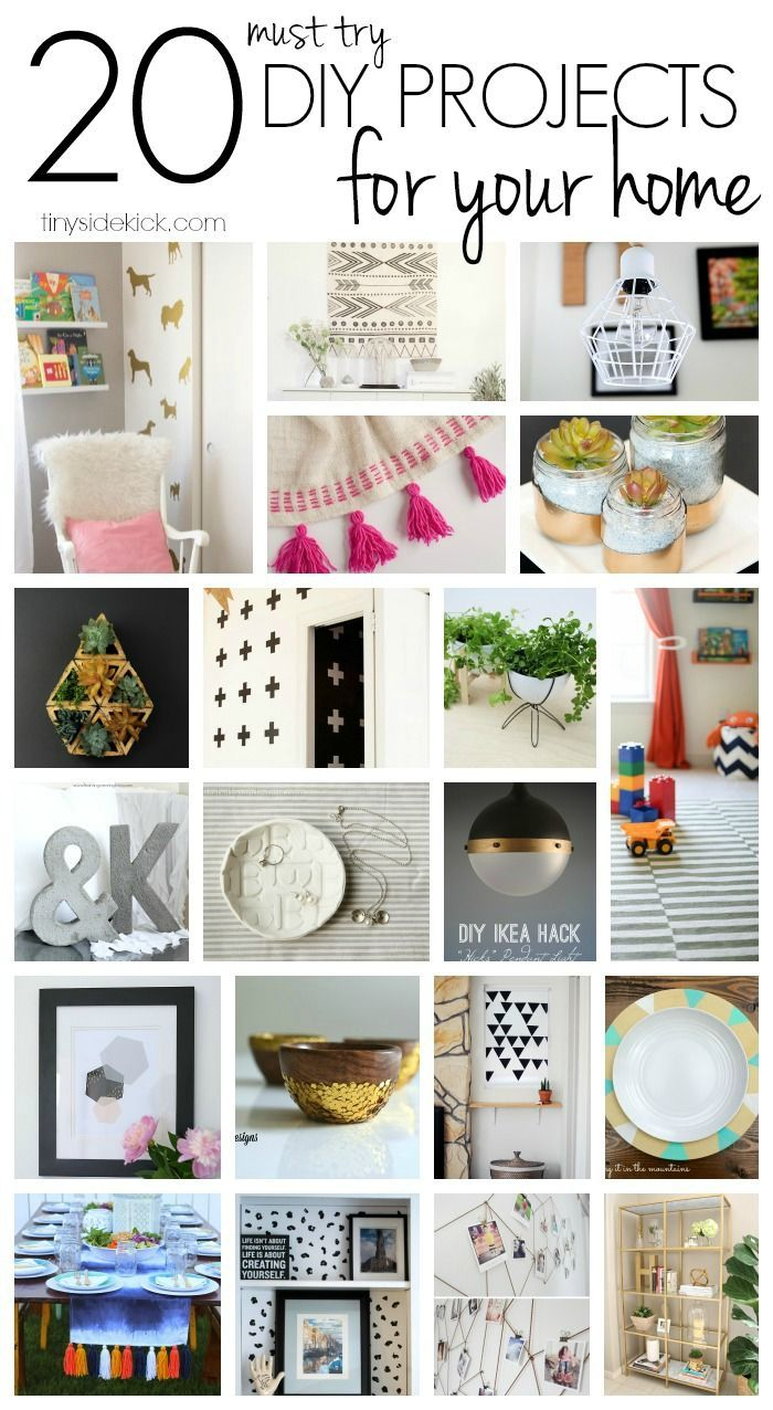 Popular Best DIY Home Projects Ideas