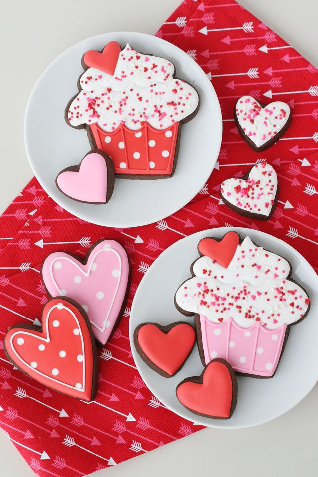 Inspiring Valentine's Day Decorated Cookies Ideas