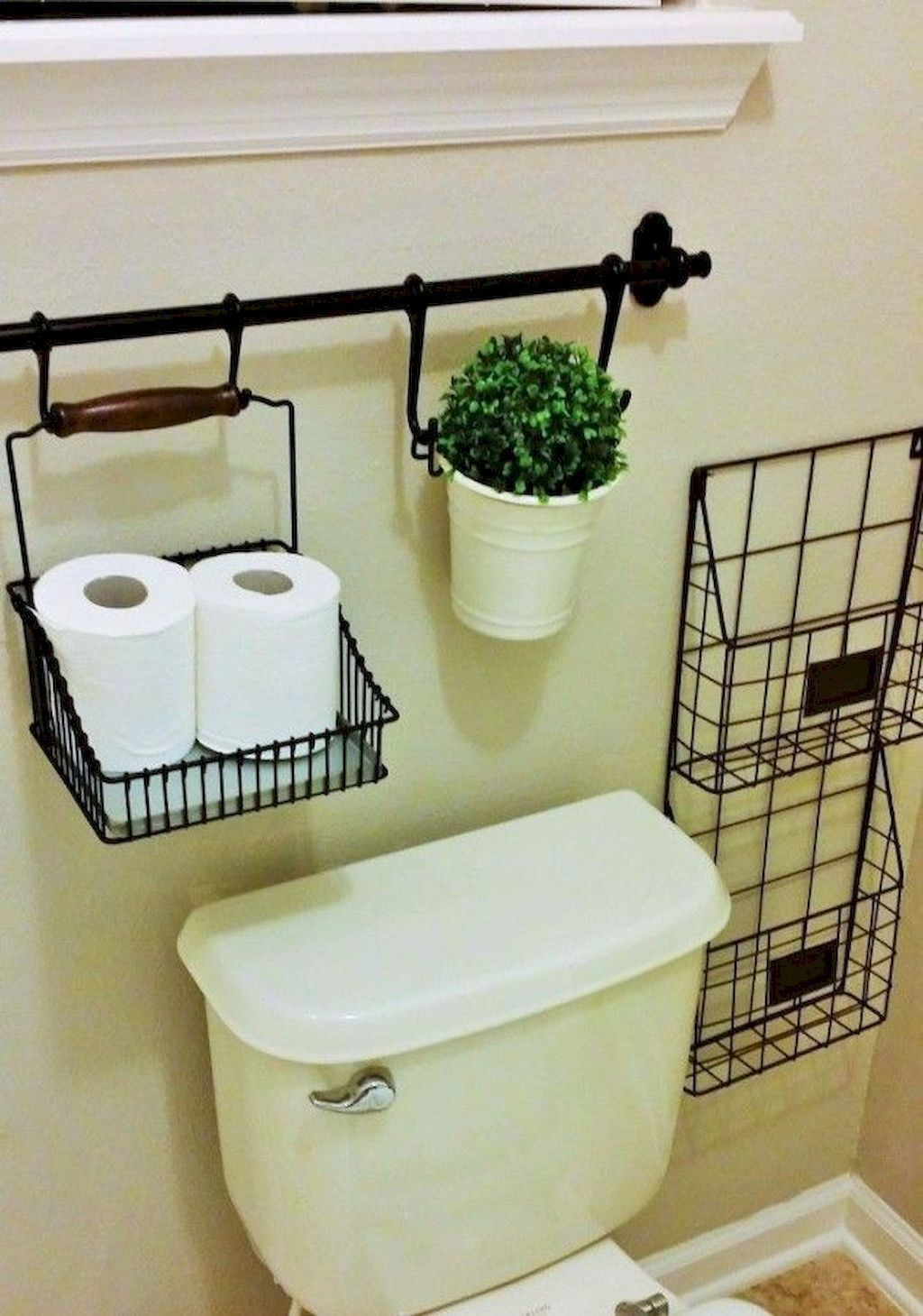 Awesome Small Bathroom Organization Ideas