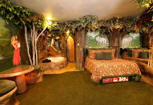 Gorgeous Forest Themed Bedroom Ideas
