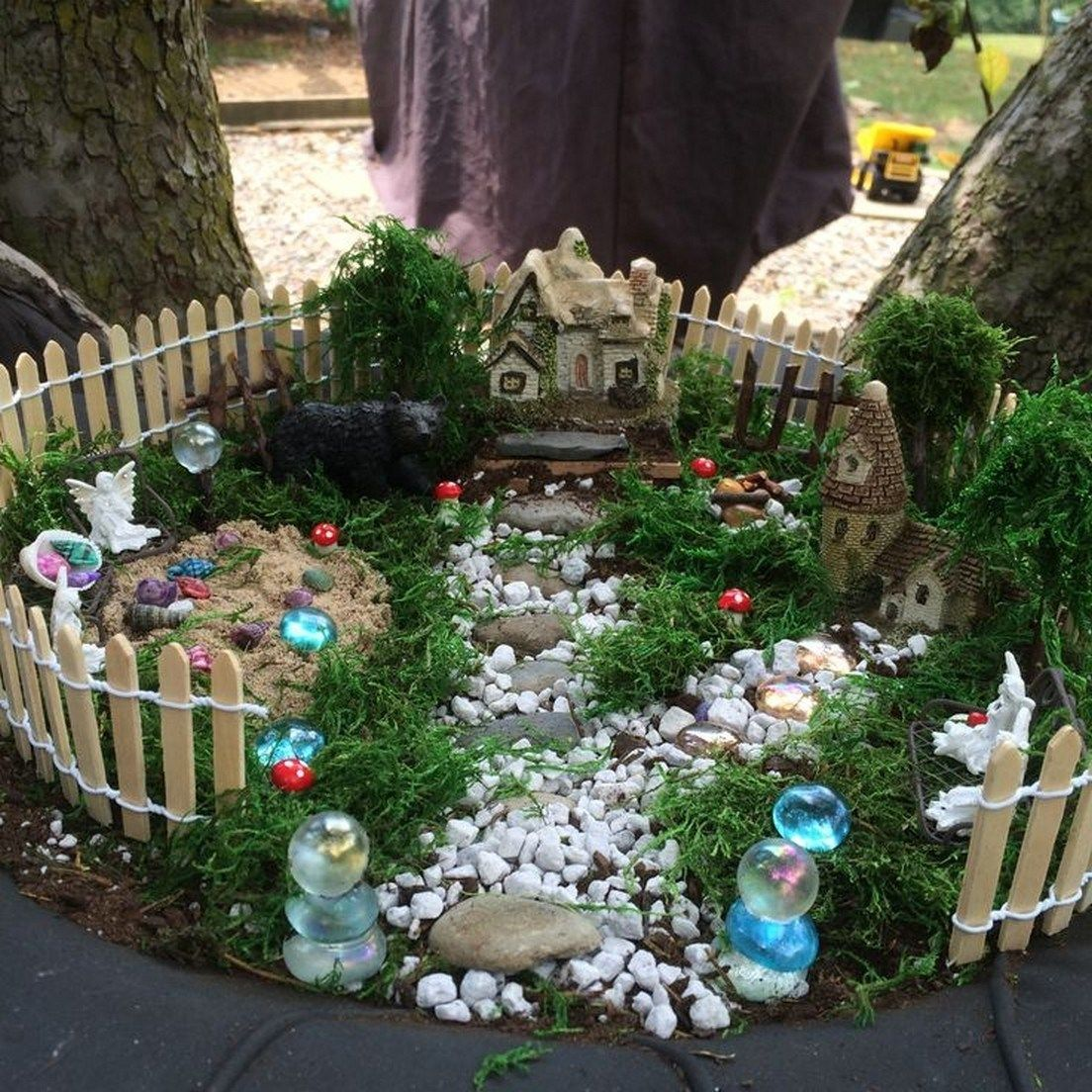 Fabulous Fairy Garden Ideas For Kids Ideas