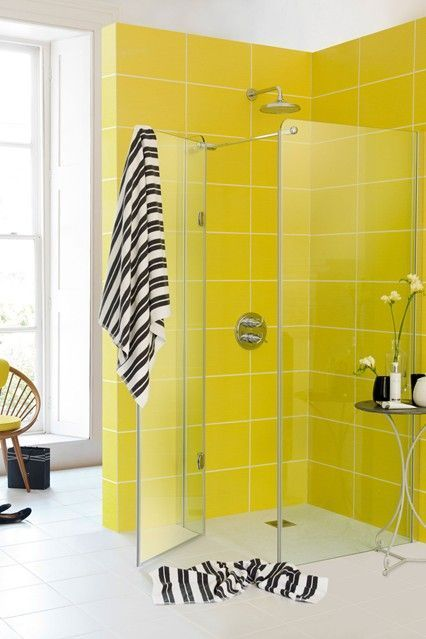 The Best Yellow Bathroom Ideas