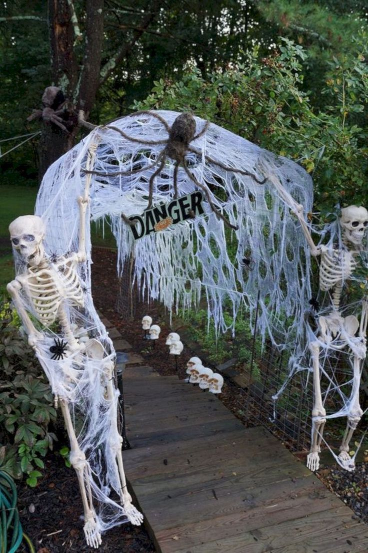 The Best DIY Halloween Decorations Outdoor Scary Ideas