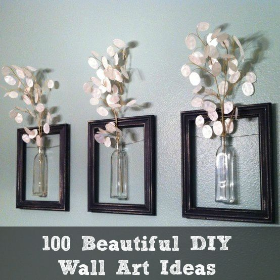 Popular DIY Wall Decor With Pictures Ideas