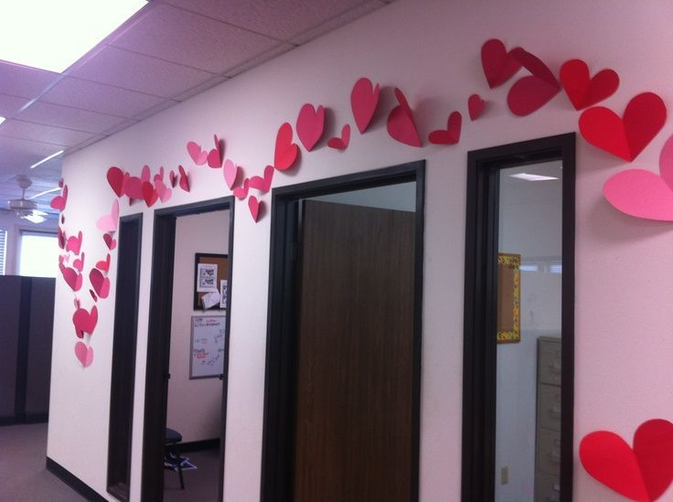 Popular Office Valentines Day Decorations Ideas