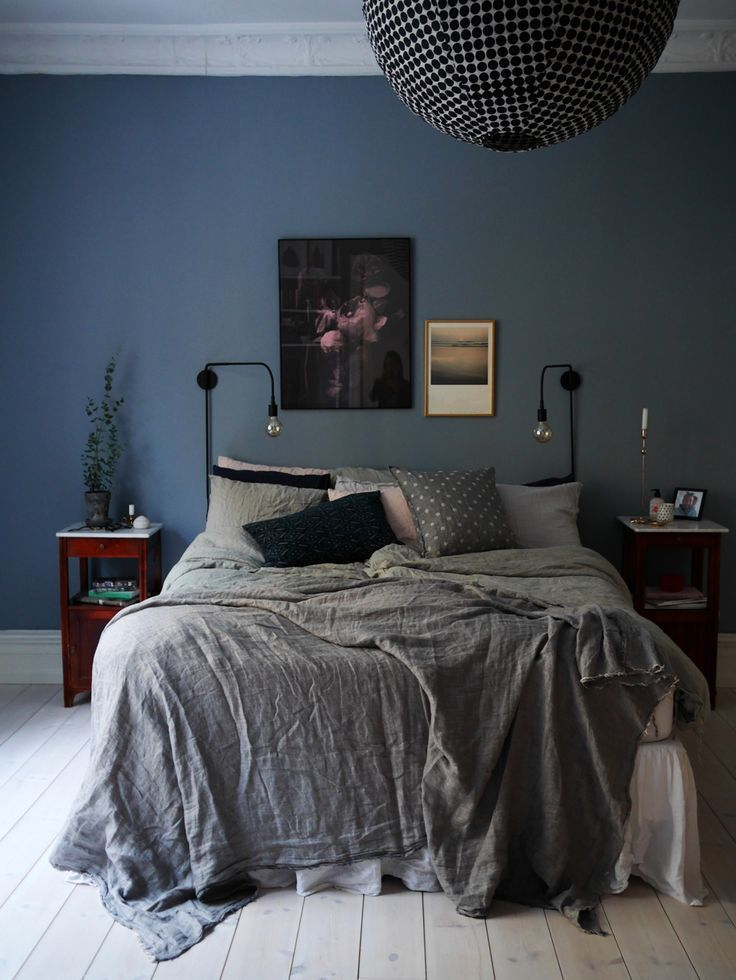Amazing Blue And Grey Bedroom Ideas