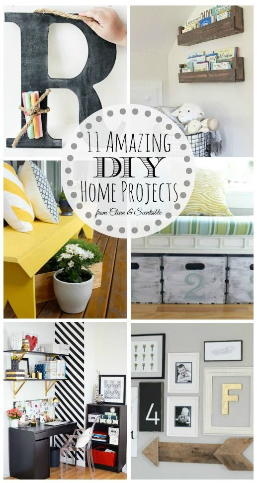 Awesome DIY Home Decor Projects Ideas