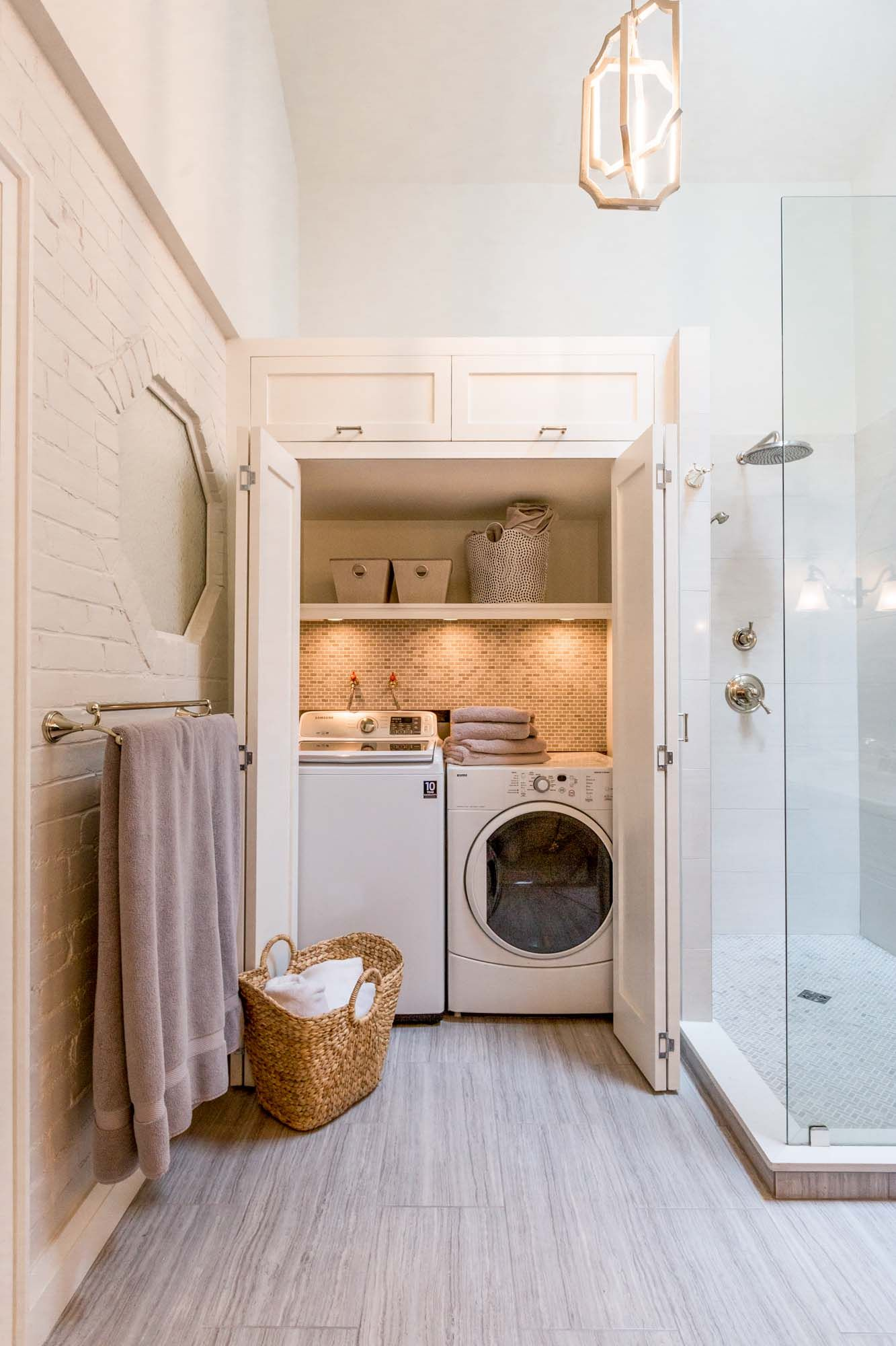 The Best Bathroom Laundry Room Combo Ideas