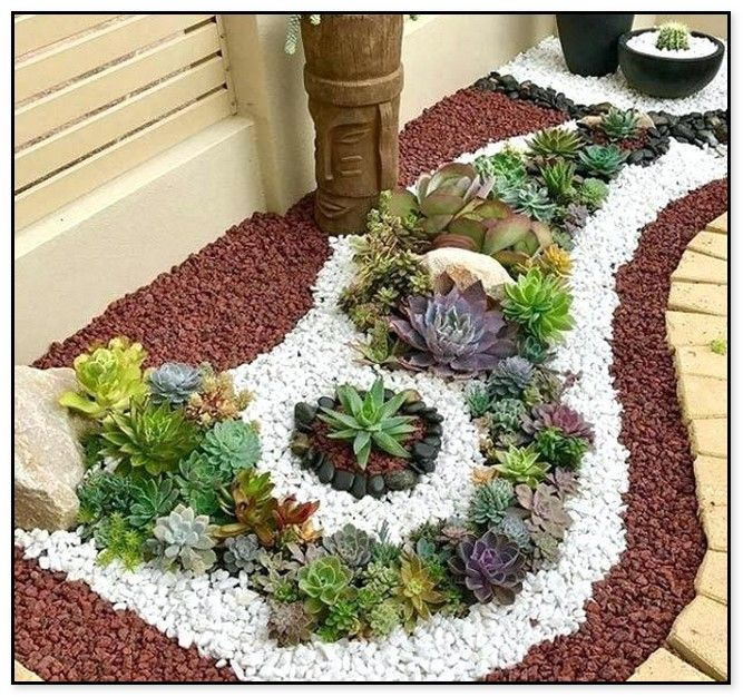 Fabulous Outdoor Succulent Garden Ideas