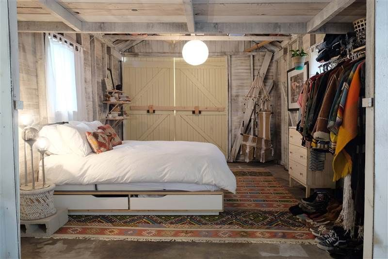Awesome Convert Garage To Bedroom Ideas