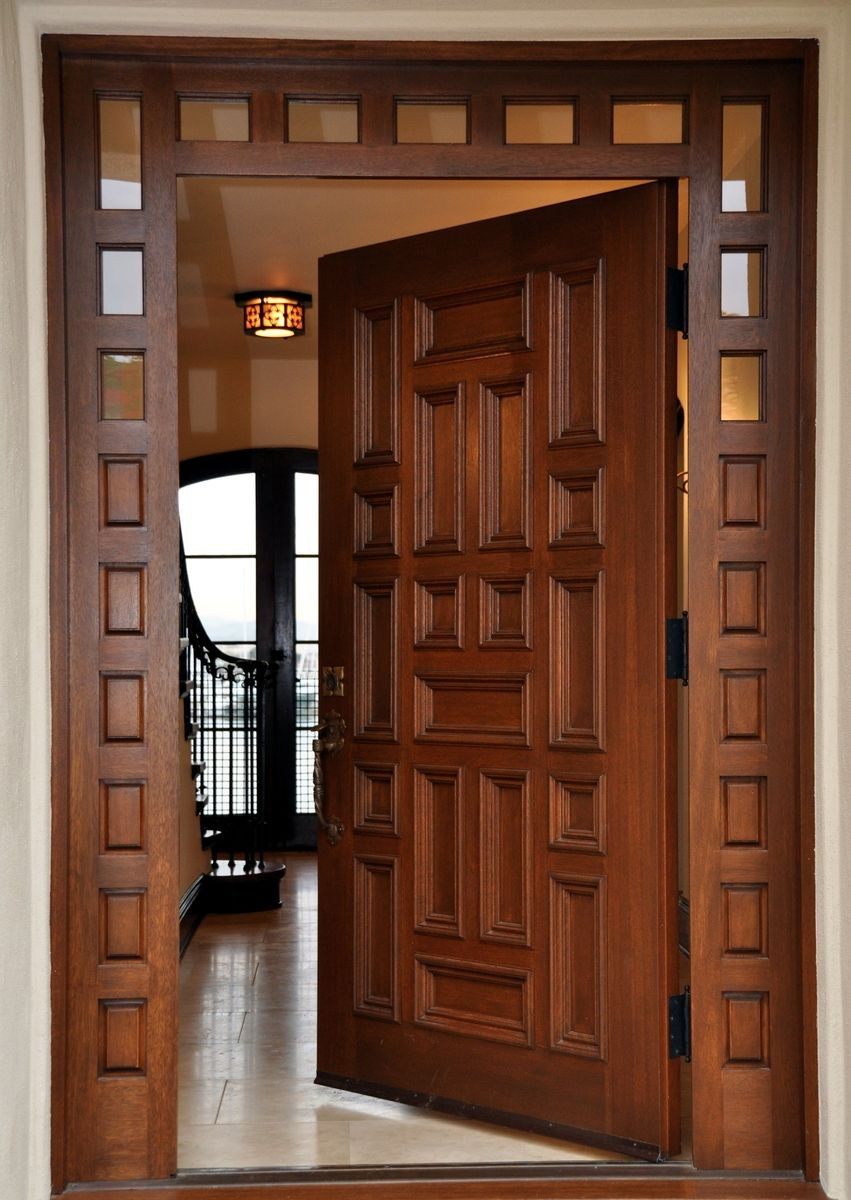 Awesome Exterior Door Threshold Ideas