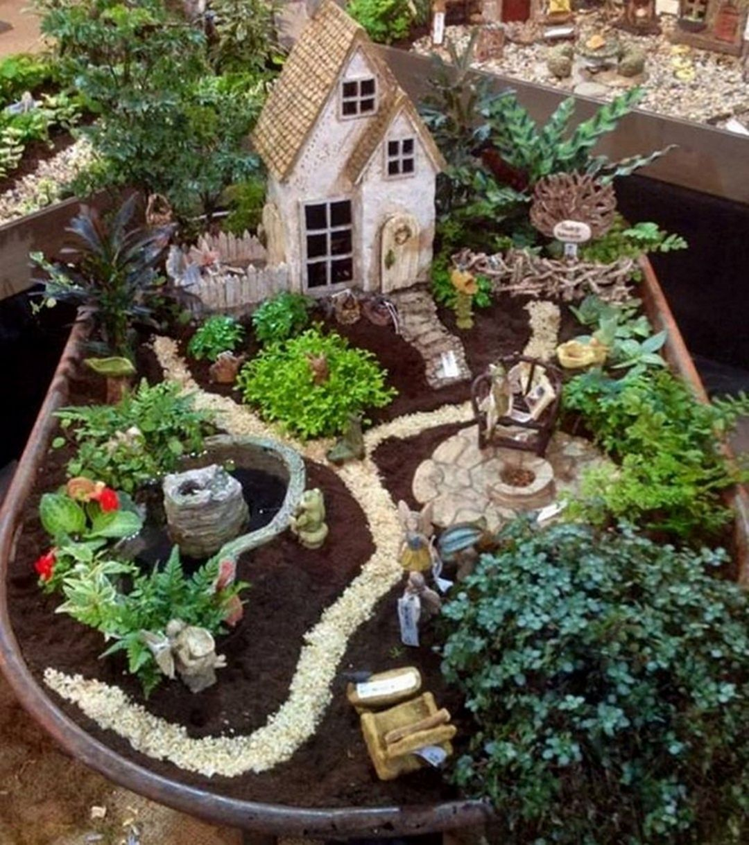 Beautiful Fairy Garden Ideas Landscaping Ideas