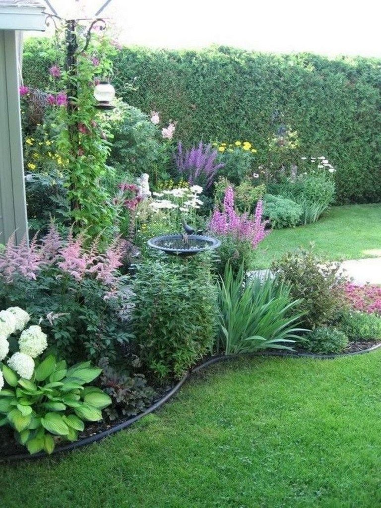 Awesome Yard And Garden Decor Ideas