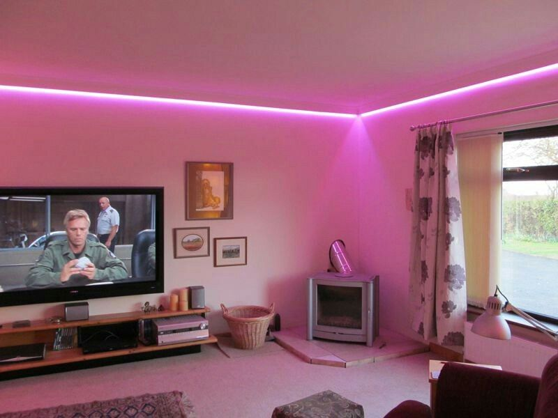 Gorgeous Led Lights For Bedroom Ceiling Ideas
