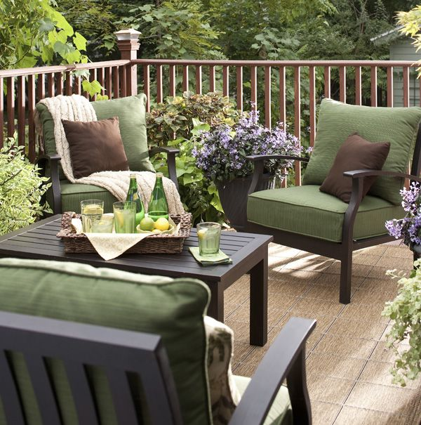Popular Patio Furniture At Lowe's Ideas