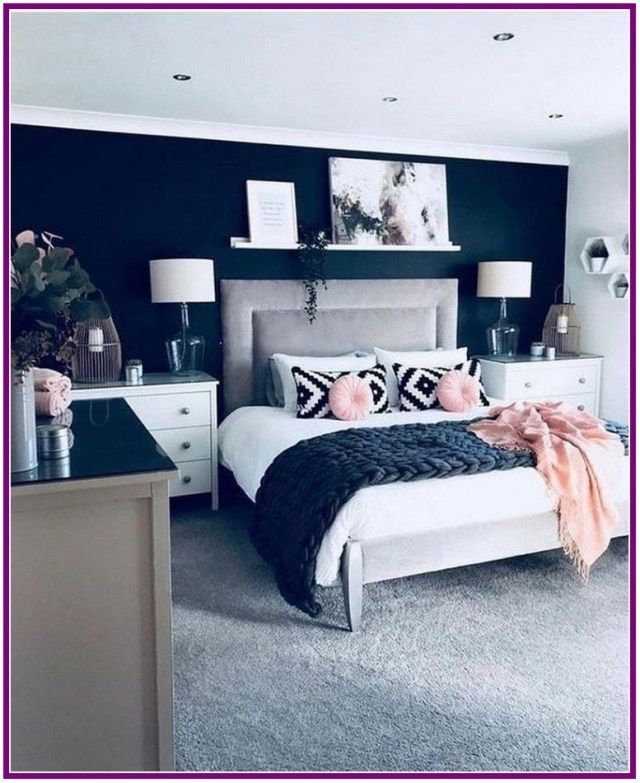 Admirable Relaxing Bedroom Colors Ideas