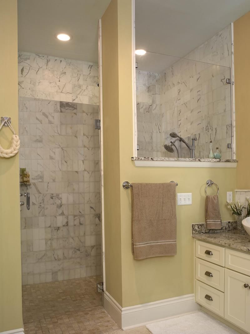 Fabulous Walk In Showers For Small Bathrooms Ideas