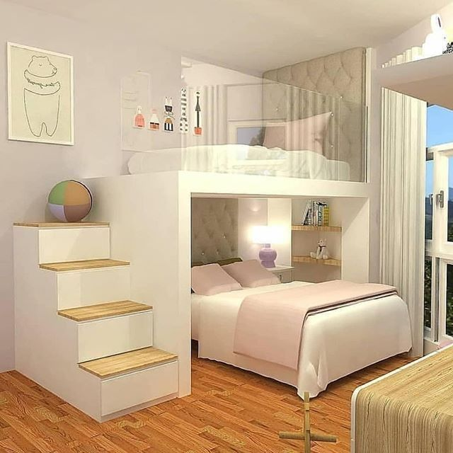 Gorgeous Small Bedroom Layout Ideas