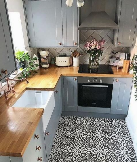 Amazing Small Kitchen Remodel Cost Ideas