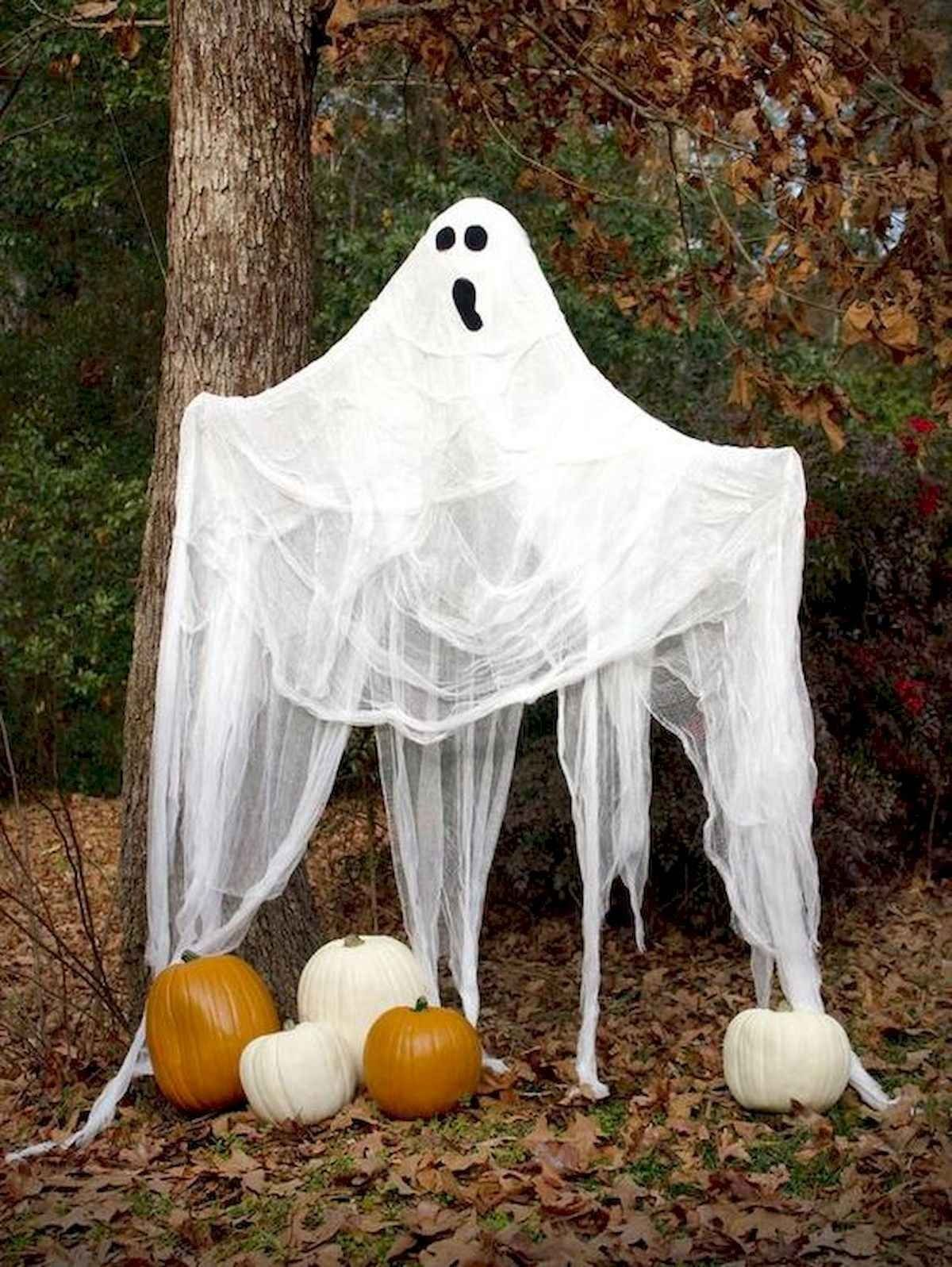 Awesome DIY Scary Halloween Decorations Ideas