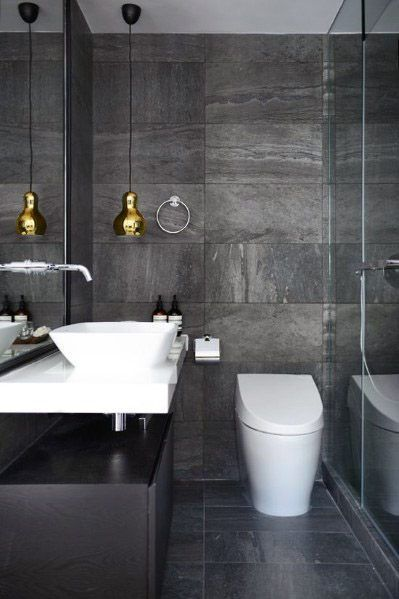 The Best Grey Bathroom Ideas