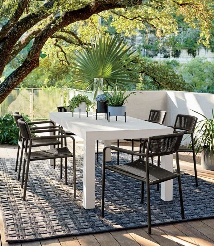 Stunning Crate And Barrel Patio Furniture Ideas