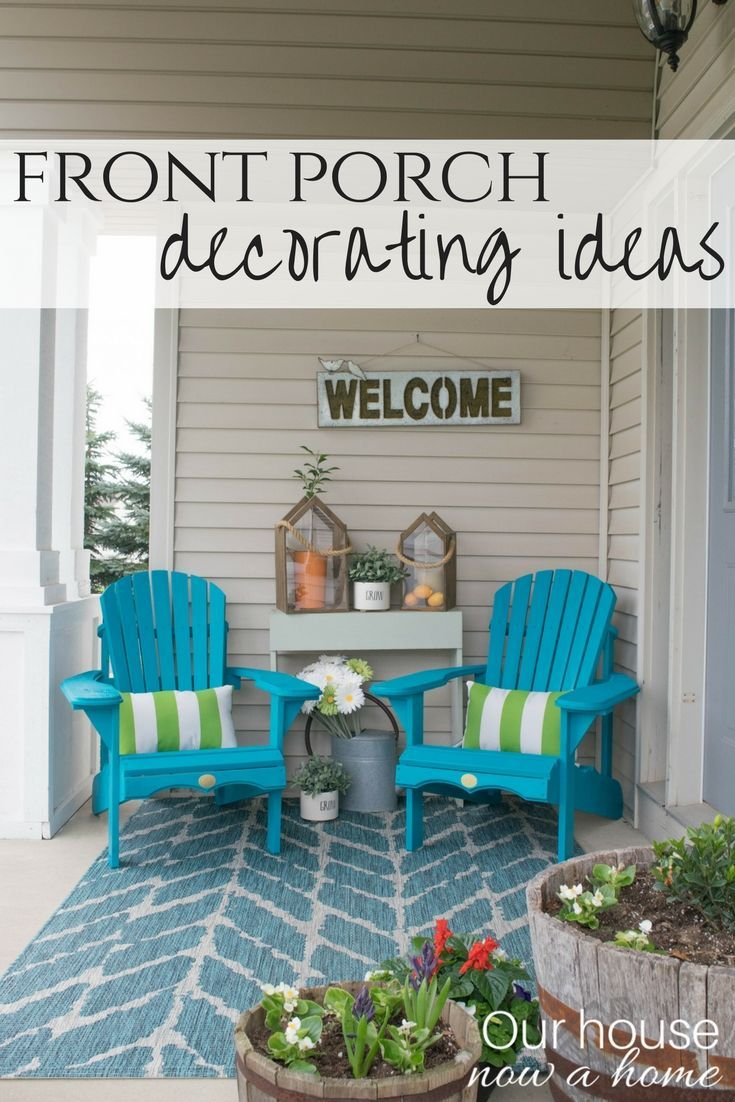 The Best Front Porch Furniture Ideas