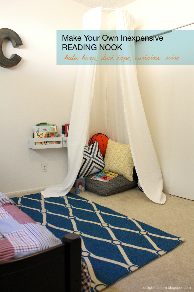 Affordable Bedroom Reading Nook Ideas
