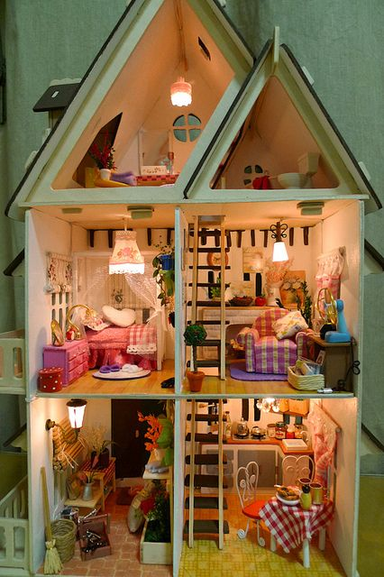 Lovely My Life Doll Furniture Ideas