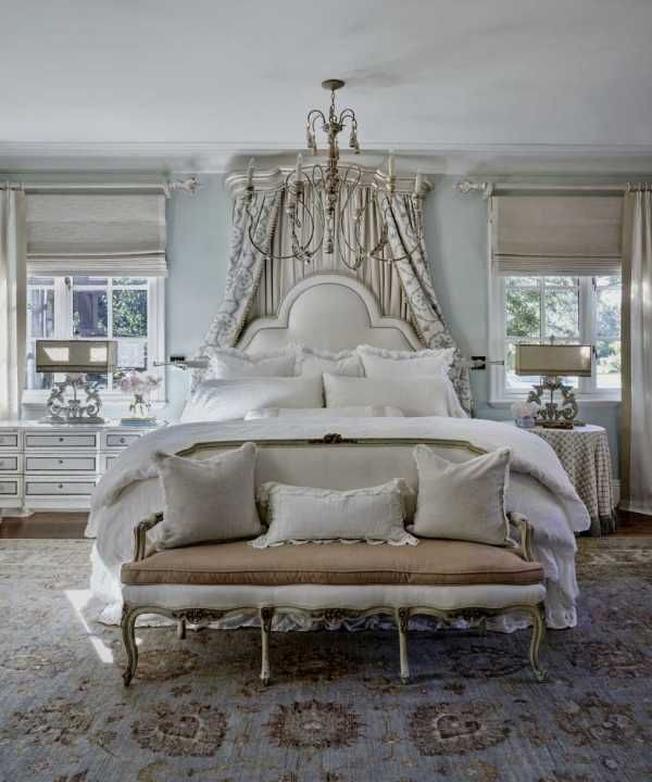 Inspiring French Country Bedroom Furniture Ideas