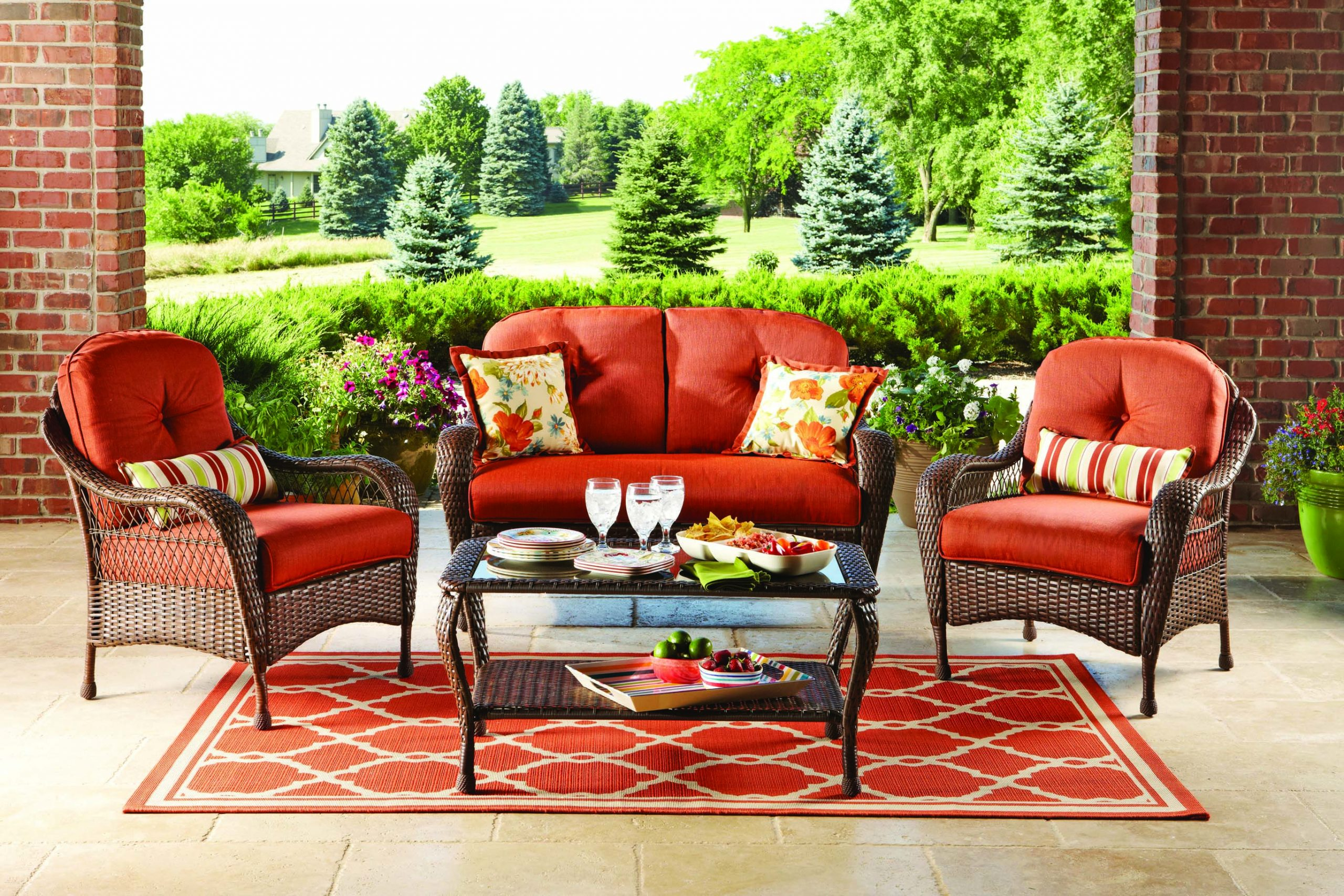 Beautiful Better Homes And Gardens Patio Furniture Ideas