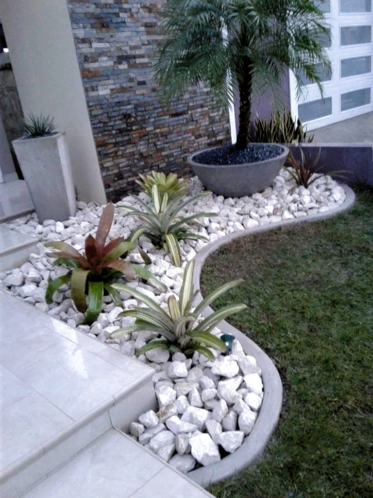 Popular Low Maintenance Front Garden Ideas