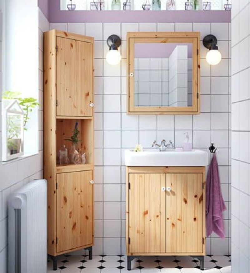 Wonderful Ikea Bathroom Wall Cabinet Ideas