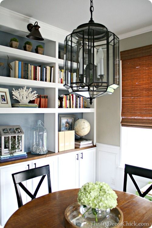 Affordable Dining Room Built Ins Ideas
