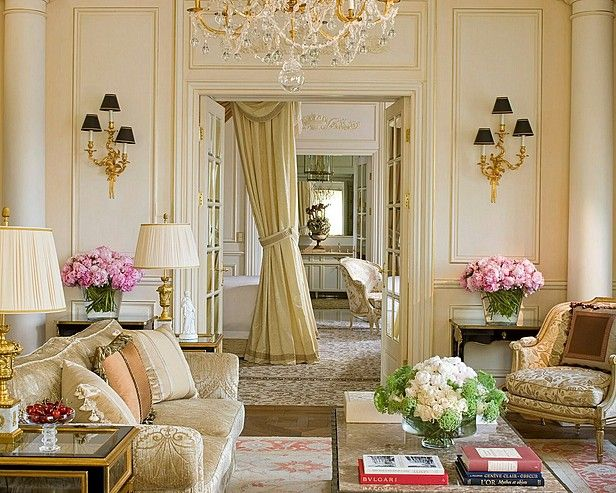 The Best French Style Interior Design Ideas