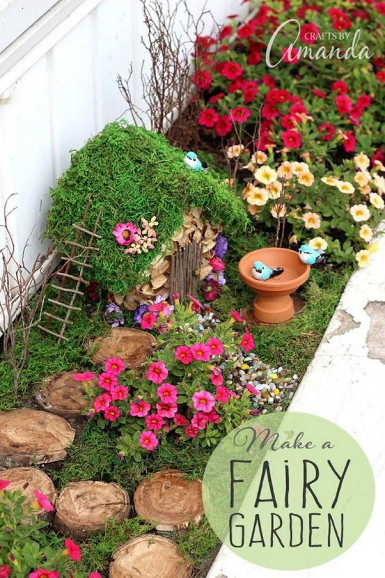 Admirable Dollar Tree Garden Ideas